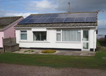 Thumbnail 2 bed bungalow for sale in Blue Anchor Chalets, Minehead