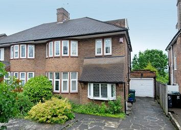 Thumbnail 4 bed semi-detached house to rent in Northiam, London N12,