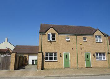 Thumbnail 3 bedroom semi-detached house for sale in Nunwick Way, Swindon