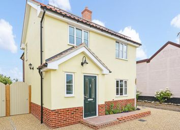 Thumbnail 3 bed detached house to rent in Common Road, Hopton, Diss