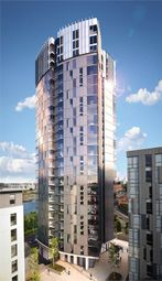 Thumbnail 1 bed flat for sale in Plaza Boulevard, Liverpool