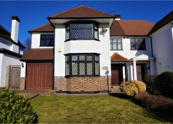 Thumbnail 4 bed semi-detached house for sale in Greencourt Road, Orpington
