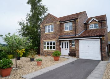 Thumbnail 4 bed detached house for sale in Goshawk Way, Tattershall, Lincoln