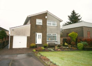 Thumbnail 3 bed detached house for sale in Jamieson Gardens, Shotts