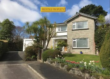Thumbnail 3 bed detached house for sale in Clinton Drive, St. Austell