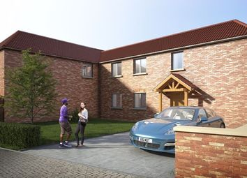 Thumbnail 4 bed semi-detached house for sale in Plot 4, Plum Tree Rise, North Leverton, Retford
