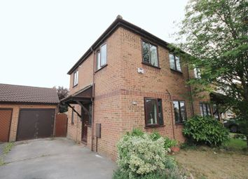 Thumbnail 3 bed semi-detached house for sale in New Road, Stoke Gifford, Bristol