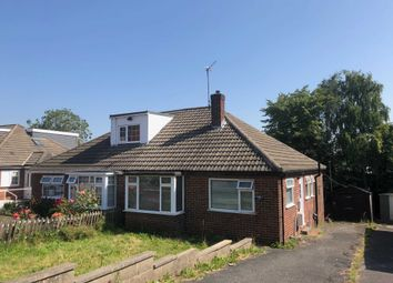 Thumbnail 2 bed semi-detached bungalow to rent in Headfield Road, Savile Town, Dewsbury