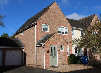 Thumbnail 3 bed semi-detached house to rent in St. Christophers Close, Aldershot