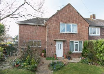 Thumbnail 3 bed end terrace house for sale in Oliver Whitby Road, Chichester