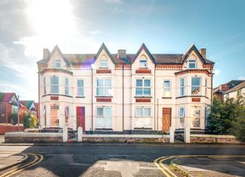 Thumbnail 1 bed flat to rent in Grange Road, Grange Road West, Prenton