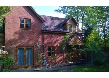 Thumbnail 3 bedroom link-detached house for sale in Lower Knoll, Exmouth