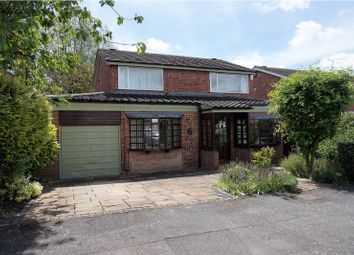 Thumbnail 4 bed detached house for sale in Kenwood Road, Leicester