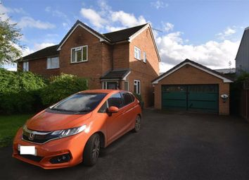 Thumbnail 2 bed semi-detached house for sale in Ross Road, Ledbury, Herefordshire