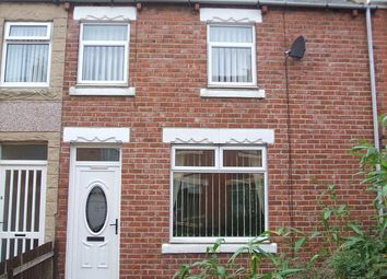 Thumbnail 3 bed terraced house to rent in Queen Street, Ashington