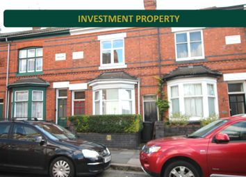 Thumbnail 4 bed terraced house for sale in Clarendon Park Road, Clarendon Park, Leicester