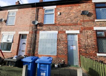 Thumbnail 2 bedroom terraced house for sale in Scotta Road, Eccles, Manchester