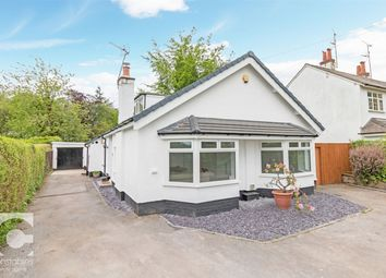 Thumbnail 4 bed detached bungalow for sale in Hooton Road, Willaston, Neston, Cheshire
