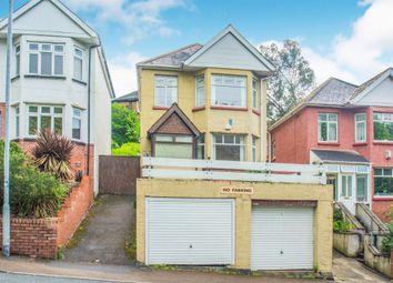 Thumbnail 3 bedroom detached house for sale in Beechwood Road, Newport