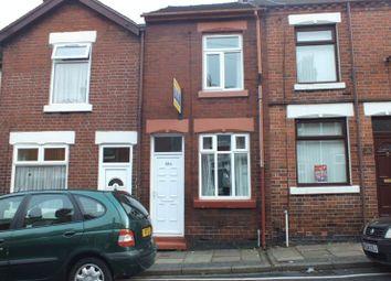 Thumbnail 2 bed terraced house for sale in Stanfield Road, Burslem, Stoke-On-Trent
