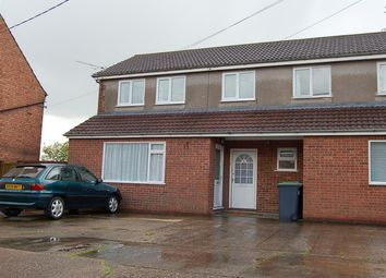Thumbnail 1 bed flat for sale in Chapel Lane, Leasingham, Sleaford
