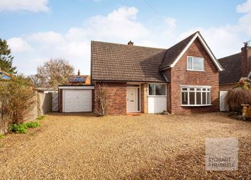 Thumbnail 3 bed detached house for sale in Broadwater Way, Horning, Norfolk