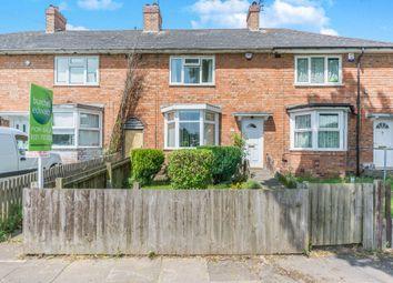 Thumbnail 2 bed terraced house for sale in Pool Farm Road, Acocks Green, Birmingham