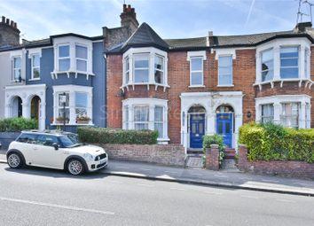 Thumbnail 3 bedroom flat for sale in Wightman Road, Harringay, London