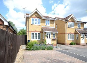 Thumbnail 3 bedroom link-detached house for sale in The Gardens, Tongham, Farnham