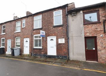 Thumbnail 2 bed terraced house for sale in River Street, Macclesfield