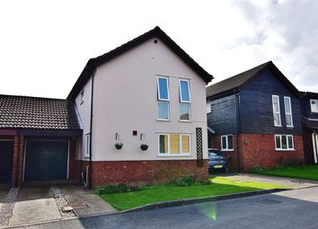 3 bed link-detached house for sale in Gibbs Field, Thorley, Bishop's Stortford CM23