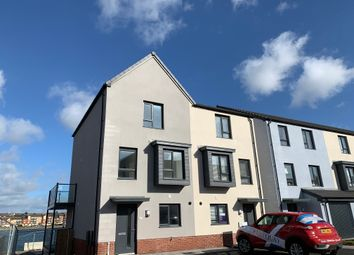 Thumbnail 4 bed town house to rent in Ffordd Pentre, Barry Waterfront