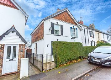 Thumbnail 2 bed semi-detached house for sale in Oak Road, Caterham