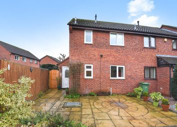 Thumbnail 3 bedroom end terrace house for sale in Botley, Oxford
