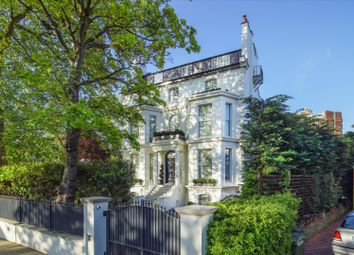 St Johns Wood Park, St Johns Wood, London NW8. 8 bed detached house