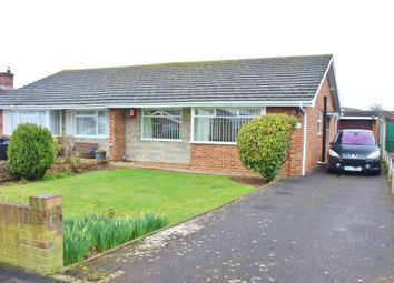 Thumbnail 2 bed semi-detached bungalow for sale in Carisbrooke Road, Gosport