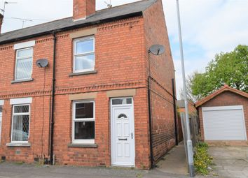 Thumbnail 3 bed end terrace house for sale in Albert Avenue, Balderton, Newark