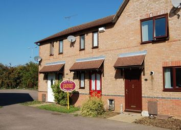 Thumbnail 1 bed terraced house to rent in Lindisfarne Way, East Hunsbury, Northampton