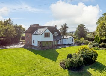 Thumbnail 4 bed detached house for sale in Burrow Corner, Tiverton, Devon