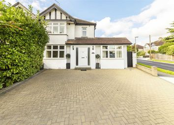 Thumbnail 4 bed semi-detached house for sale in Sandhurst Avenue, Berrylands, Surbiton