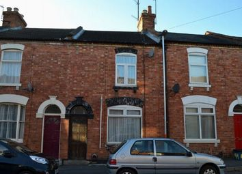 Thumbnail 3 bed terraced house for sale in Queens Road, The Mounts, Northampton