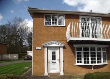 Thumbnail 2 bed flat to rent in Sylvan Court, Woodhall Spa