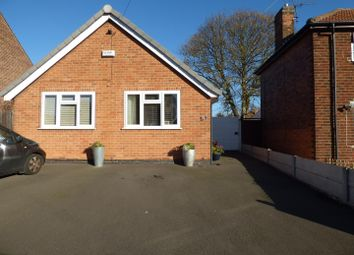Thumbnail 3 bed bungalow for sale in Suffolk Avenue, Chaddesden, Derby