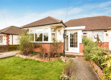 Thumbnail 3 bedroom semi-detached bungalow for sale in Ashley Close, Pinner, Middlesex