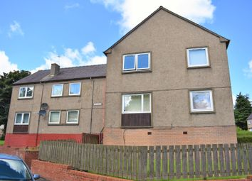 Thumbnail 2 bed flat for sale in Burnsknowe, Livingston
