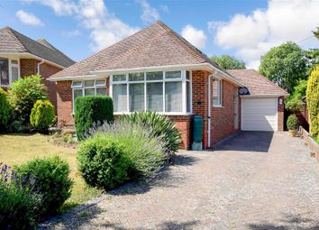 Thumbnail 3 bed bungalow for sale in Franklands Close, Worthing, West Sussex