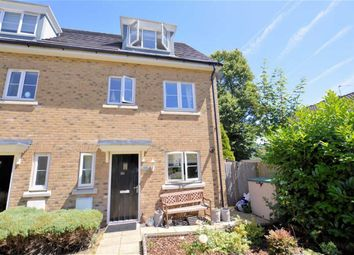 Thumbnail 4 bed town house for sale in Blenheim Square, North Weald, Epping