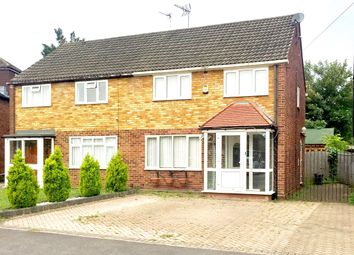 Thumbnail 3 bed semi-detached house for sale in Marian Close, Hayes