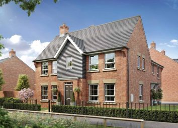 "Thumbnail 3 bedroom end terrace house for sale in ""Morpeth"" at Broughton Crossing, Broughton, Aylesbury"