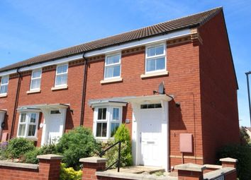 Thumbnail 3 bed end terrace house for sale in Kicks Farm Close, Westonzoyland, Bridgwater